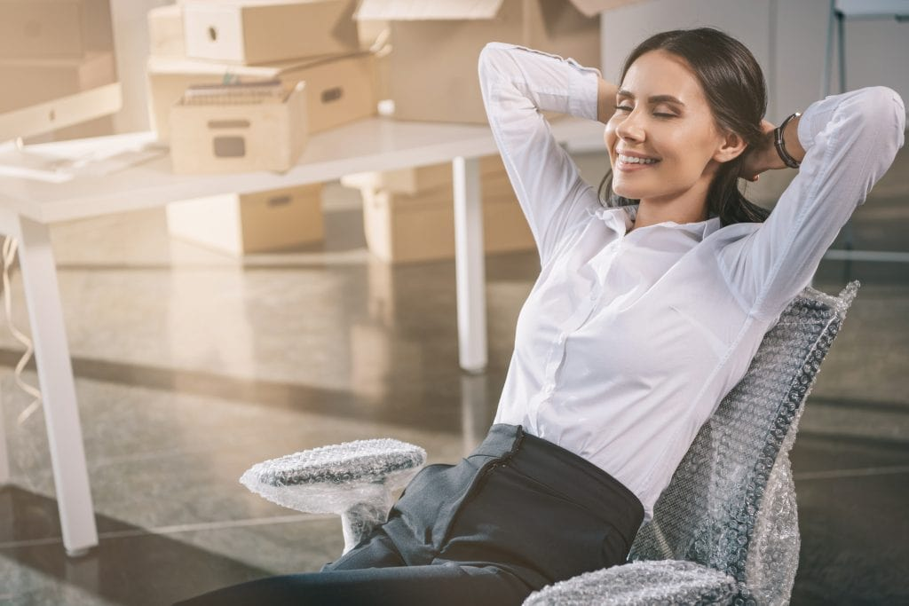 corporate moving company in CT