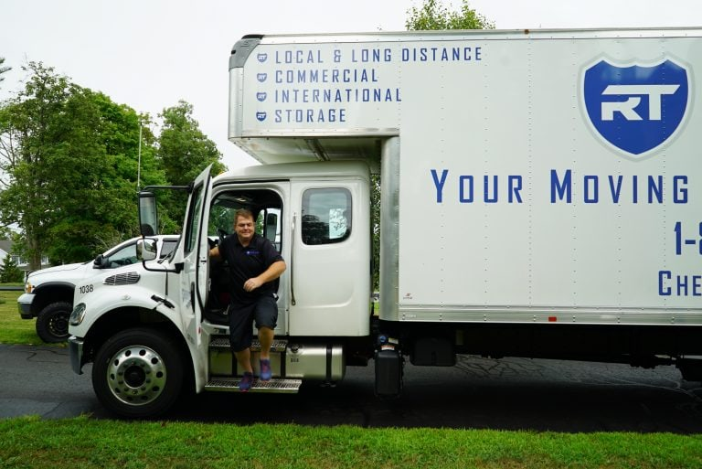 long distance moving company in CT