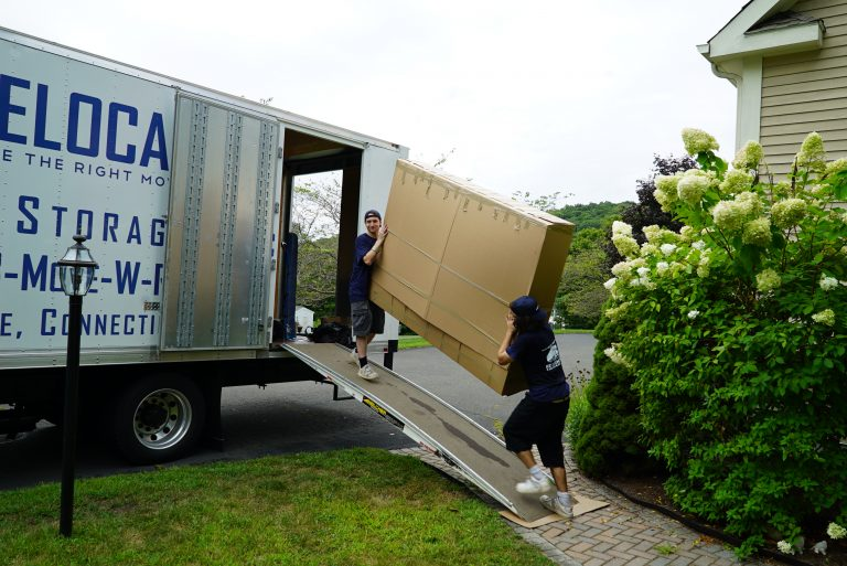 residential movers in CT