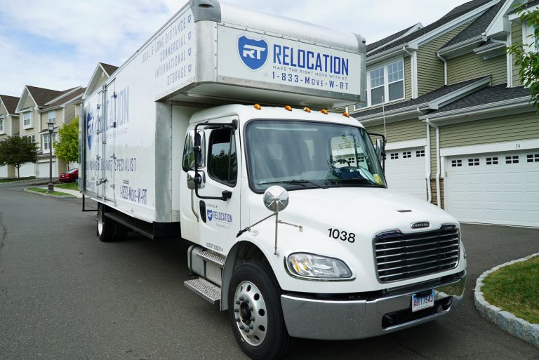 movers in CT