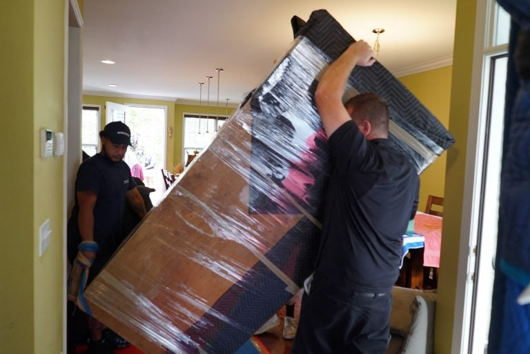 residential moving companies in CT