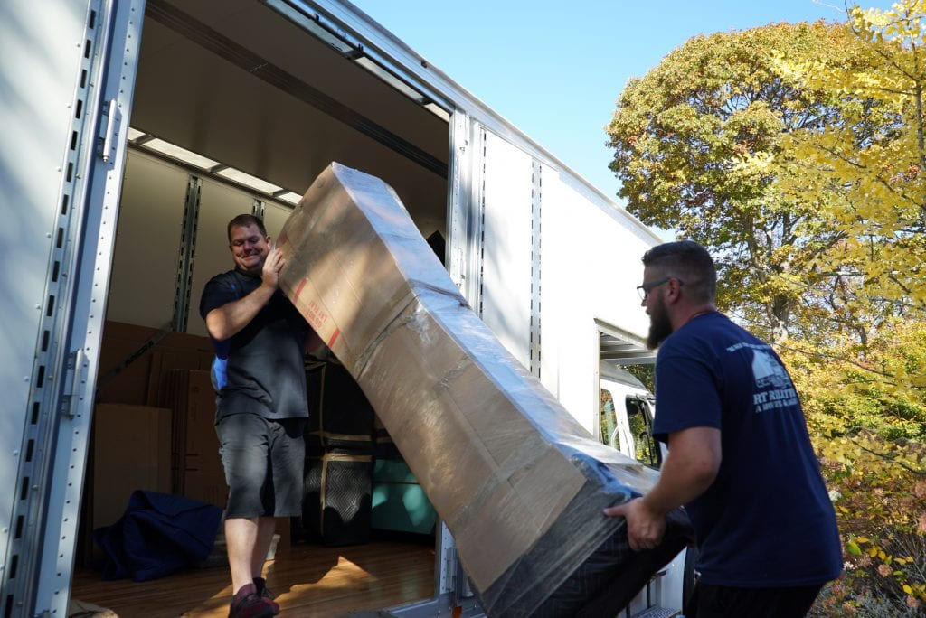 Taunton Rock Residential Movers