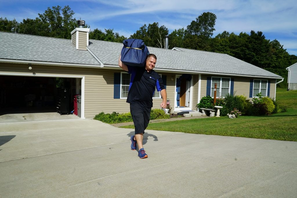 corporate moving company CT