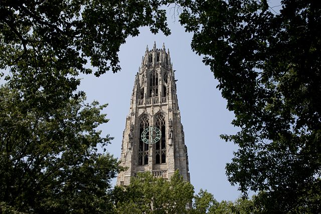Yale University - Harkness Tower