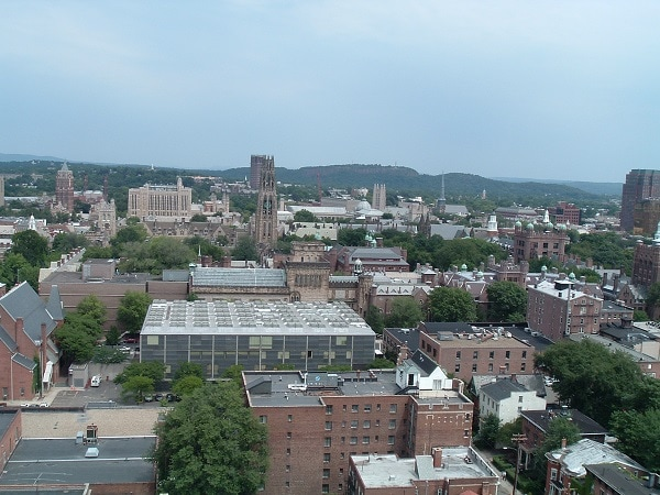 Downtown New Haven, CT