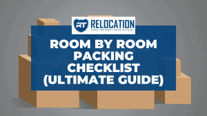 Room by Room Packing Checklist