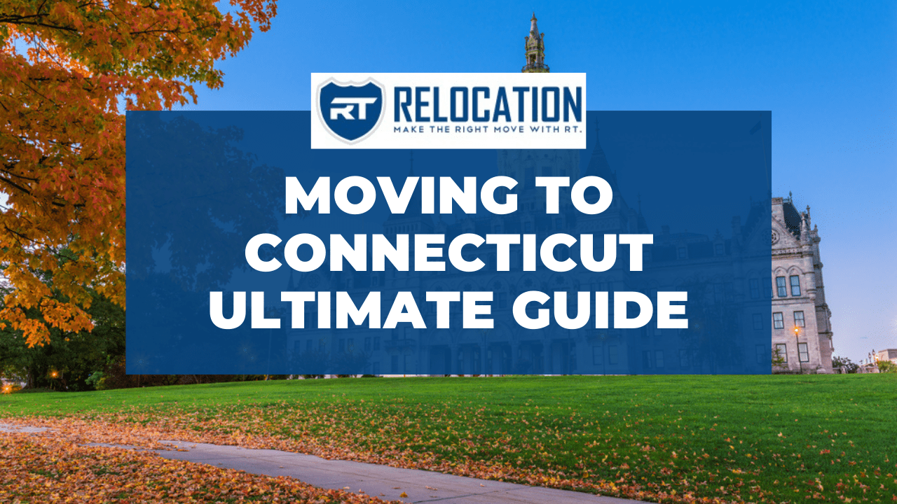 Moving to Connecticut guide