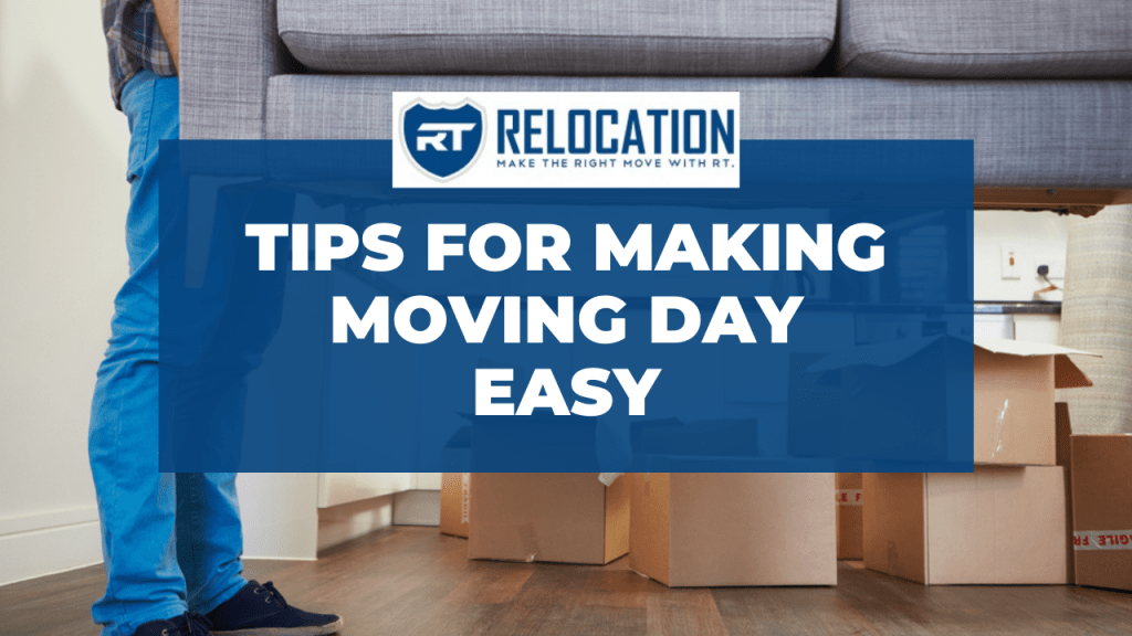 Tips for Making Moving Day Easy
